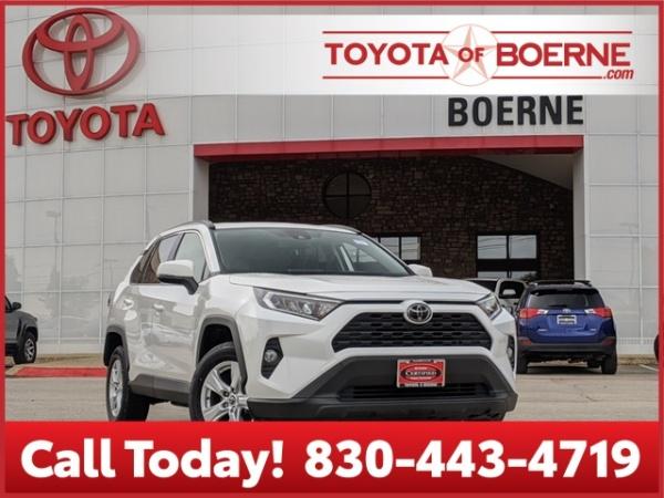 2019 Toyota RAV4 in Boerne, TX