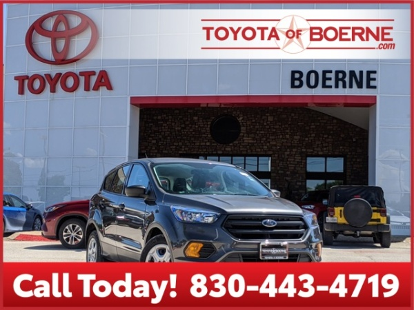 2019 Ford Escape in Boerne, TX