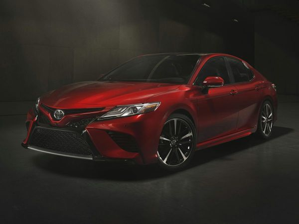 2020 Toyota Camry in Boerne, TX