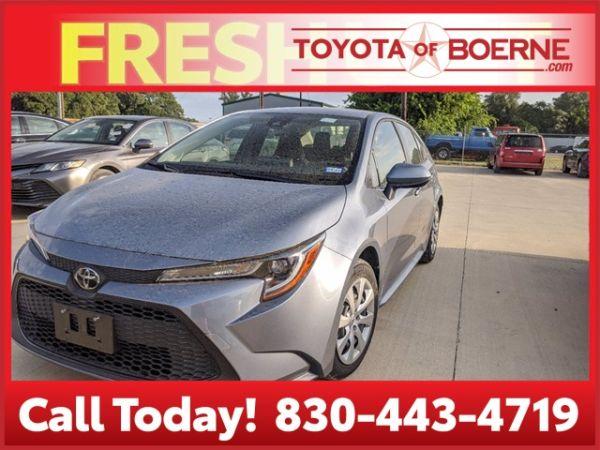 2020 Toyota Corolla in Boerne, TX