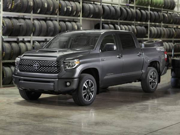 2020 Toyota Tundra in Boerne, TX