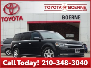 Ford Flex Limited Ecoboost Awd For Sale In Boerne Tx