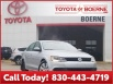 2012 Volkswagen Jetta SE with Convenience Package Sedan Manual (PZEV) for Sale in Boerne, TX
