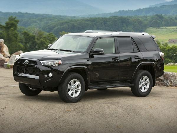 2020 Toyota 4Runner in Boerne, TX