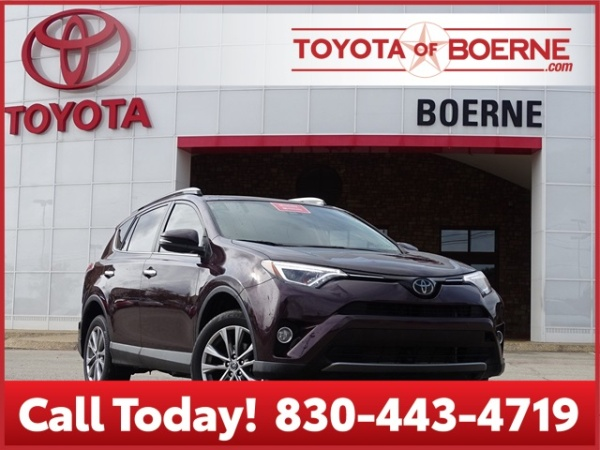 2017 Toyota RAV4 in Boerne, TX