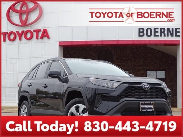 2020 Toyota RAV4 in Boerne, TX