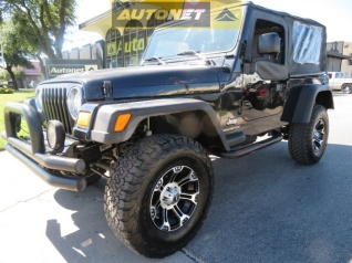 Used 2005 Jeep Wrangler Unlimited LWB For Sale In Dallas, TX