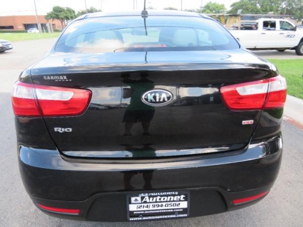 2014 Kia Rio Lx Sedan Automatic For Sale In Dallas Tx Truecar