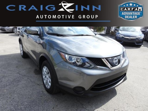 2019 Nissan Rogue Sport in Hollywood, FL
