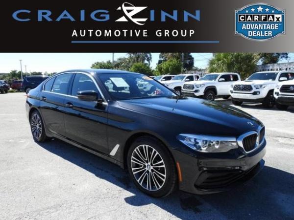 2019 BMW 5 Series in Hollywood, FL