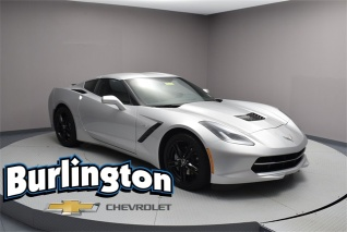 2016 Chevrolet Corvette Stingray With 1lt Coupe For In Burlington Nj