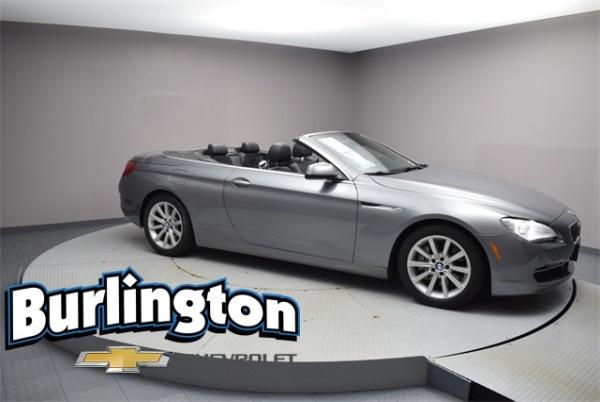 2012 BMW 6 Series in Burlington, NJ