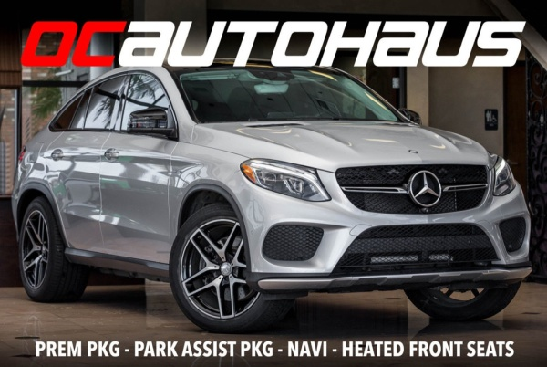 2016 Mercedes-Benz GLE in Westminster, CA