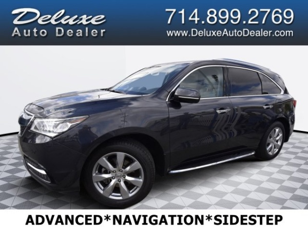 2016 Acura MDX in Midway City, CA