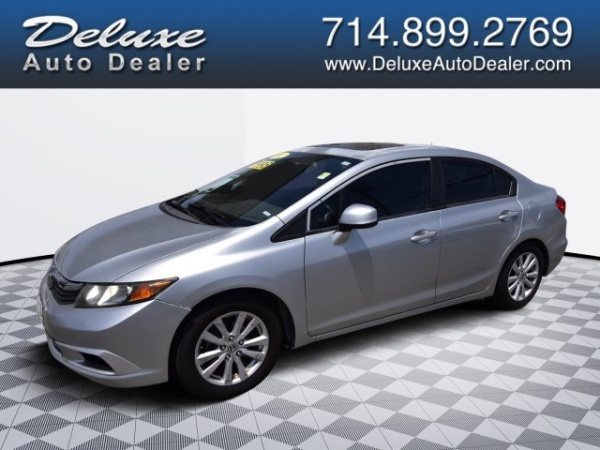 2012 Honda Civic in Midway City, CA