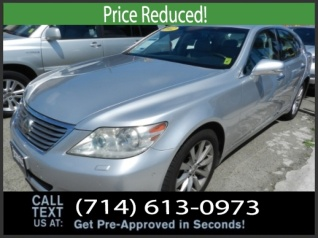 Used 2012 Lexus LS LS 460 AWD For Sale In Midway City, CA