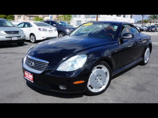 2005 Lexus Sc 430 Convertible For In Midway City Ca