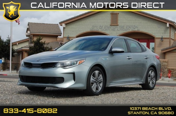 2017 Kia Optima in Stanton, CA