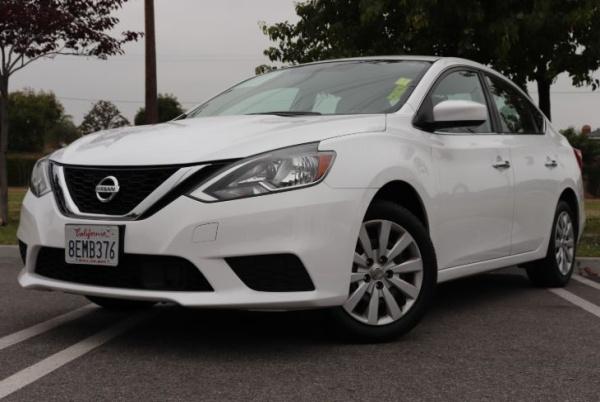 2018 Nissan Sentra in Stanton, CA