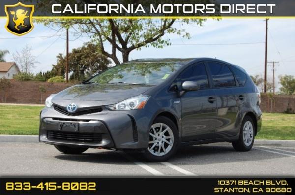 2016 Toyota Prius v in Stanton, CA