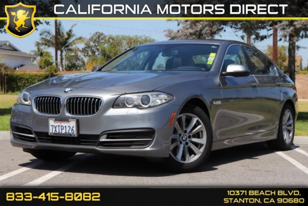 2014 BMW 5 Series in Stanton, CA