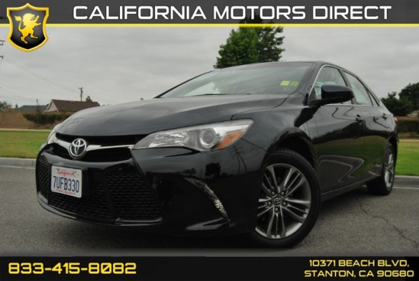 2017 Toyota Camry in Stanton, CA