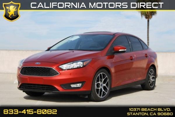 2018 Ford Focus in Stanton, CA
