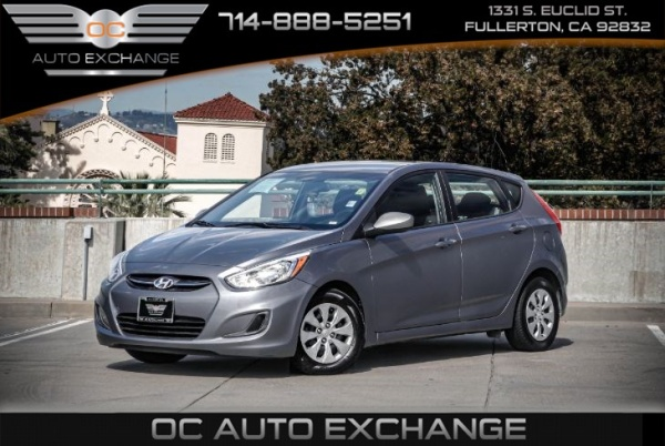 2017 Hyundai Accent in Fullerton, CA