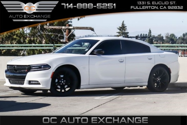 2017 Dodge Charger in Fullerton, CA