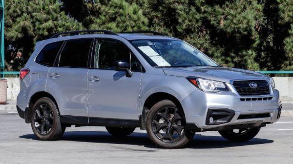2018 Subaru Forester in Fullerton, CA