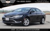 2015 Chrysler 200 Limited FWD for Sale in Fullerton, CA