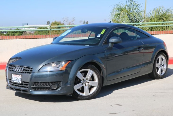 2009 audi tt premium coupe 2 0t fronttrak automatic for sale in fullerton ca truecar. Black Bedroom Furniture Sets. Home Design Ideas