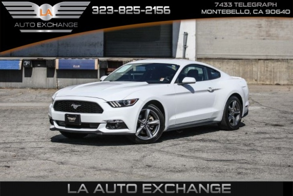 2016 Ford Mustang in Montebello, CA
