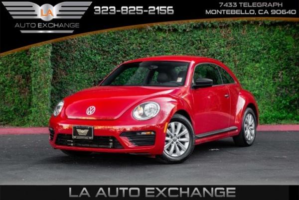 2017 Volkswagen Beetle in Montebello, CA