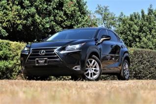 Used 2015 Lexus NX NX 200t FWD For Sale In Montebello, CA