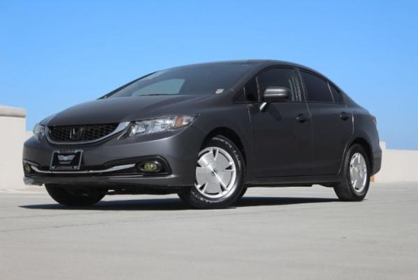2015 Honda Civic in Montebello, CA