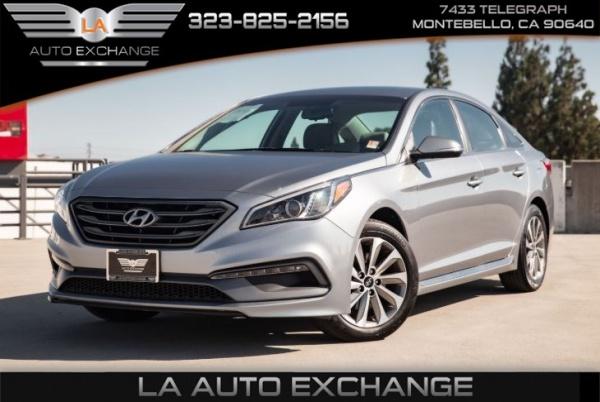 2016 Hyundai Sonata in Montebello, CA