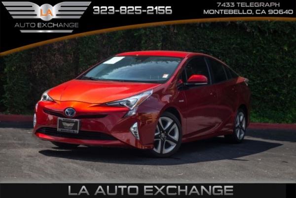 2017 Toyota Prius in Montebello, CA