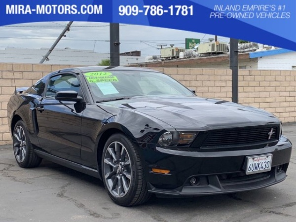 Mustang For Sale Ontario >> 2012 Ford Mustang Gt Premium Coupe For Sale In Ontario Ca