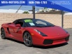 2007 Lamborghini Gallardo Spyder for Sale in Ontario, CA