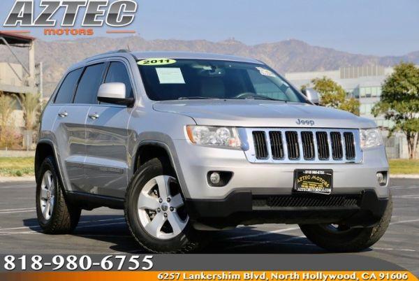 2011 Jeep Grand Cherokee in N. Hollywood, CA