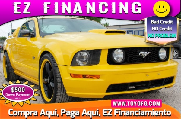 2006 Ford Mustang GT Premium Coupe For Sale in Cypress, TX