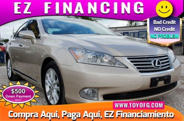 2011 Lexus ES in Cypress, TX