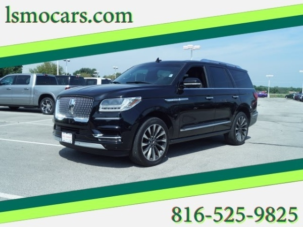 2018 Lincoln Navigator in Lee's Summit, MO
