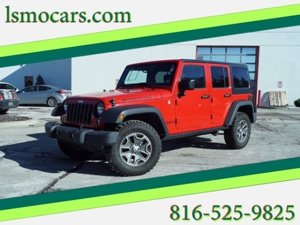 2015 Jeep Wrangler in Lee's Summit, MO