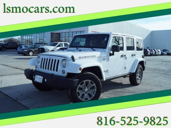 2017 Jeep Wrangler in Lee's Summit, MO