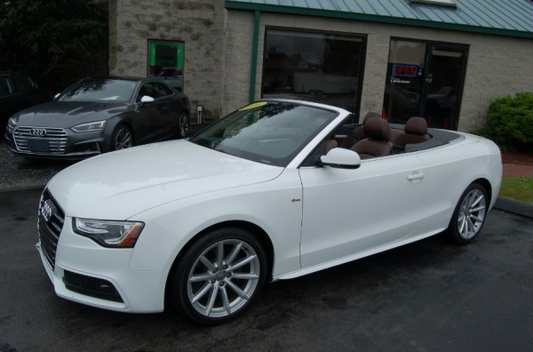 2016 Audi A5 in Old Saybrook, CT