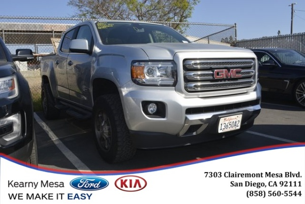 2016 GMC Canyon in San Diego, CA