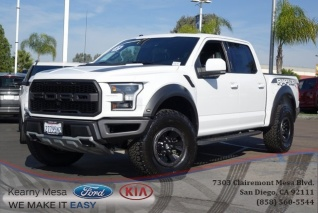 2017 Ford F 150 Raptor For Sale >> Used Ford F 150 Raptors For Sale Truecar