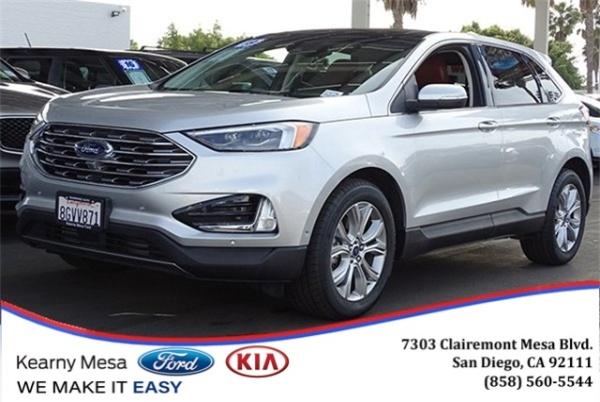 2019 Ford Edge in San Diego, CA